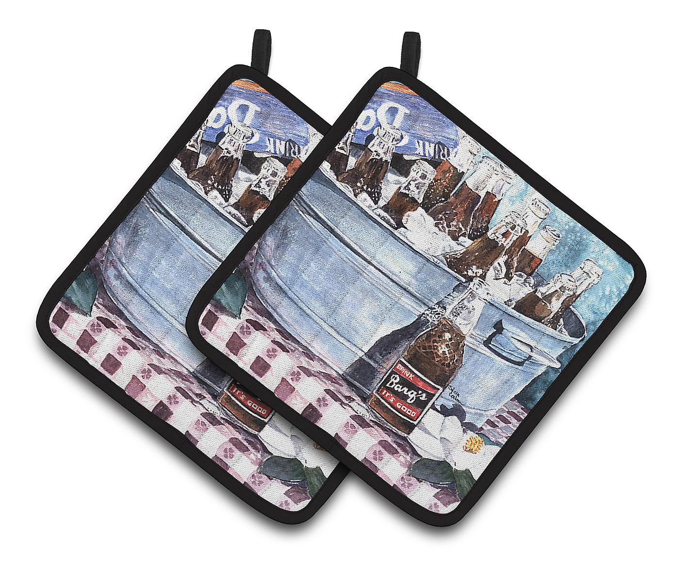 Old fashioned pot holders 39