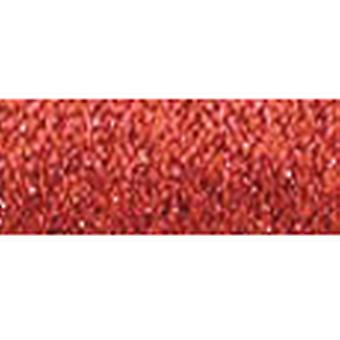 Kreinik Blending Filament 1 Ply 50 Meter 55 Yards rot Bf 003