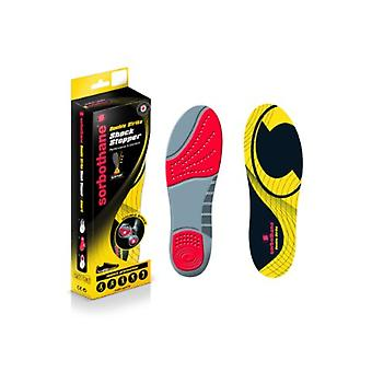 Sorbothane Double Strike Footwear Insoles (UK Size 10)