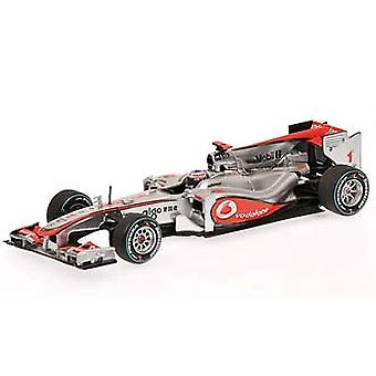 McLaren Mercedes MP4-25 (Jenson Button - ganador GP Australia 2010)