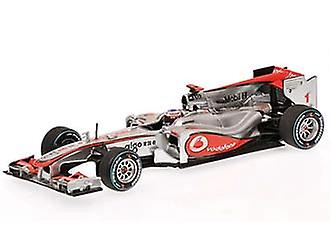 McLaren Mercedes MP4-25 (Jenson Button - Winner Australian GP 2010)