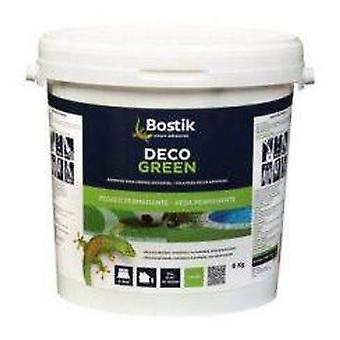 Bostik Adhesives For Bonding Artificial Grass Pot 6 Kg Green