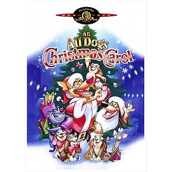Un All Dogs Christmas Carol Movie Poster stampa (27 x 40)