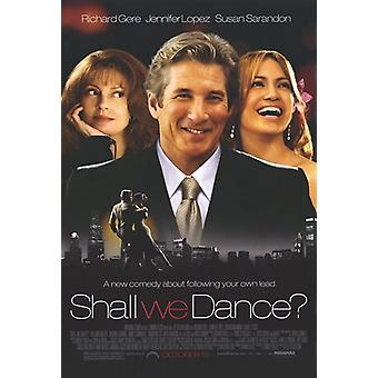 Shall We Dance Movie Poster (11 x 17)