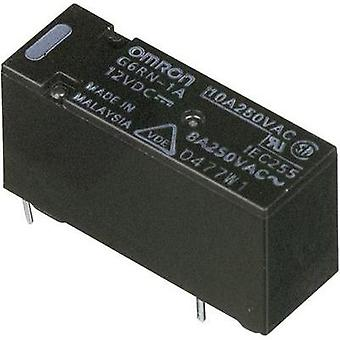 PCB relays 12 Vdc 8 A 1 change-over Omron G6RN-1 12DC 1 pc(s)