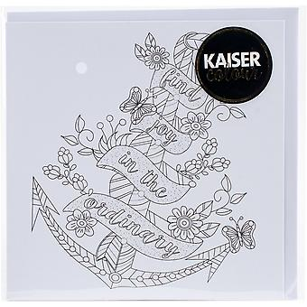 KaiserColour Gift Card W/Envelope 6