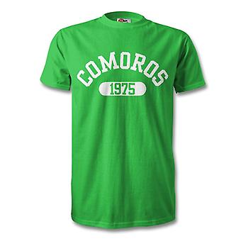 Comoros Independence 1975 Kids T-Shirt