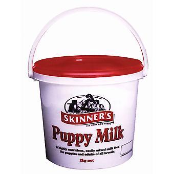 Skin-designere hvalp mælk 1kg