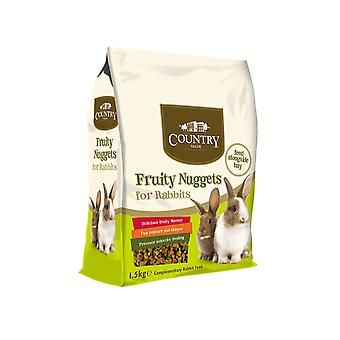 Country Value Rabbit Nuggets 1.5kg (Pack of 4)