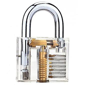 Brockhage Practice padlock lock transparent