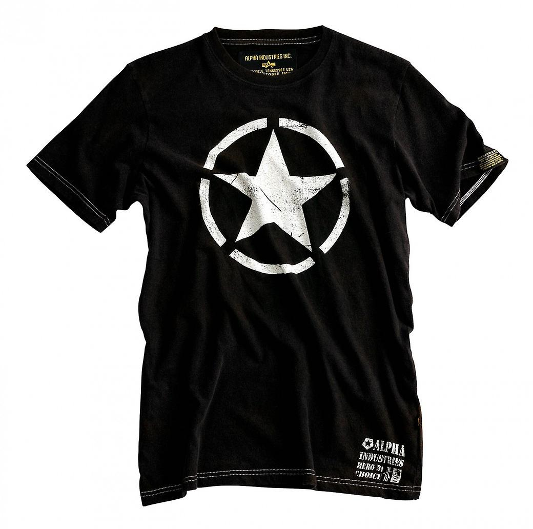 Alpha industries shirt star T
