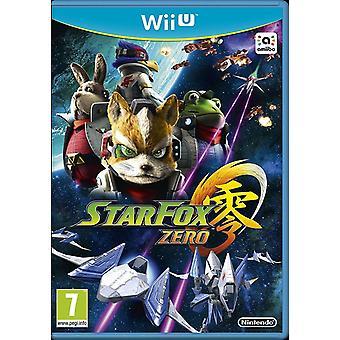Star Fox zéro jeu vidéo Nintendo Wii U