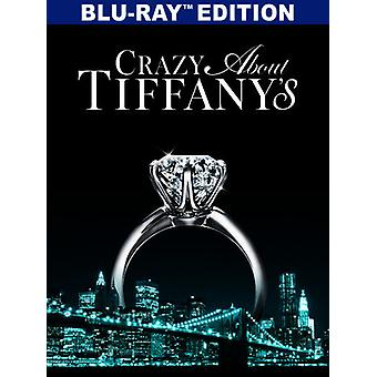 Crazy About Tiffany's [Blu-ray] USA import