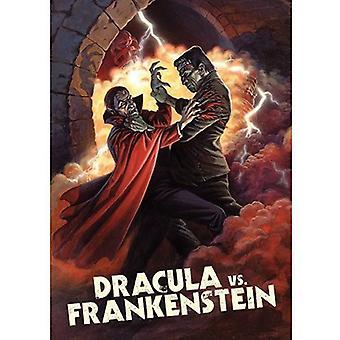 Dracula vs Frankenstein [DVD] USA importerer
