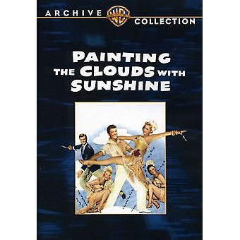 Painting the Clouds with Sunshine [DVD] USA import