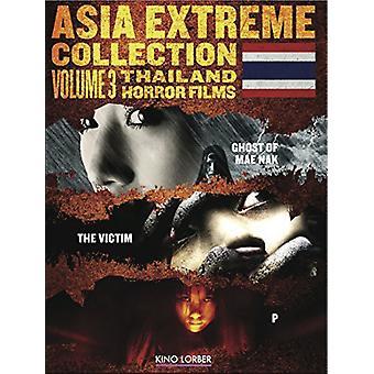Asien Extreme 3: Thailandske Horror film [DVD] USA importerer