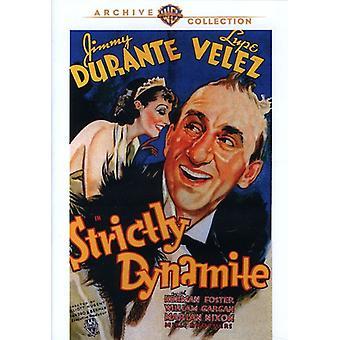 Streng Dynamit (1934) [DVD] USA import