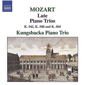 W.a. Mozart - W.a. Mozart: Late Piano Trios, Vol. 2 [CD] USA import