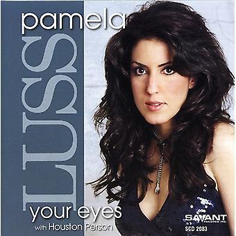 Pamela Luss - Your Eyes [CD] USA import