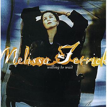 Melissa Ferrick - Willing to Wait [CD] USA import