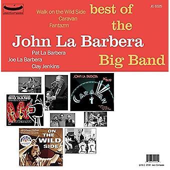 La Barbera Big Band - Best of the John La Barbera Big Band [Vinyl] USA import