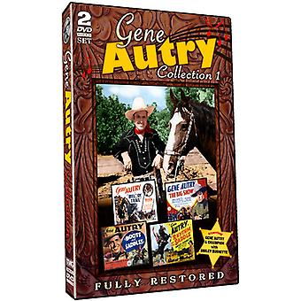 Gene Autry - Gene Autry: Collection 1 [DVD] USA import