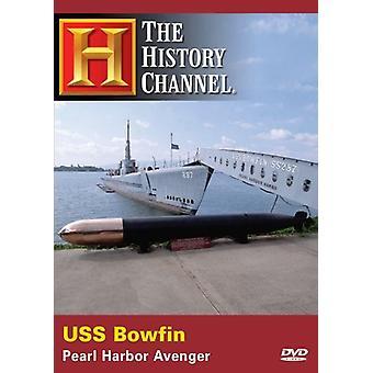 Uss Bowfin-Pearls Harbor Avenger [DVD] USA import
