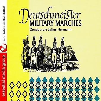 Deutschmeister Band - Deutschmeister Militärmärsche [CD] USA import