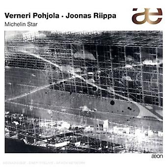 Riipa Pohjola - Michelin stjerne [CD] USA import