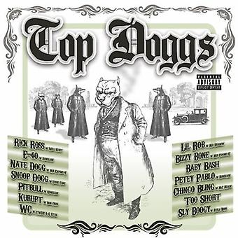 Top Doggs - Top Doggs [CD] USA importerer