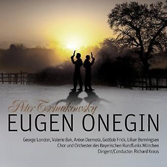 Peter Tschaikowsky - Eugen Onegin [CD] USA import