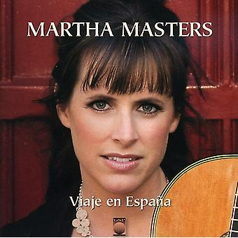 Martha Masters - Viaje i Espa en [CD] USA import