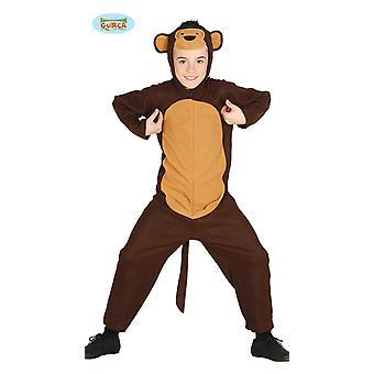 Little Monkey monkey monkey costume costume jumpsuit kids