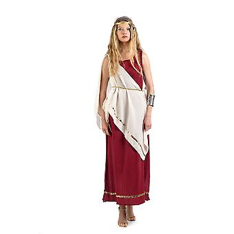 Roman Adriana Roman ladies costume Roman dress tunic Womens costume