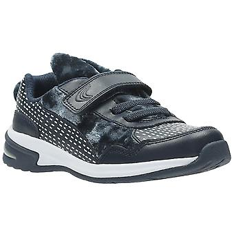 Clarks Piper Hero Girls Infant Trainers