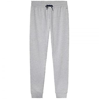 Tommy Hilfiger Women Iconic LWK Track Pant, Grey, M