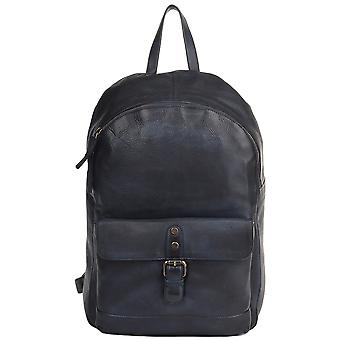 Ashwood Unisex Leather Vintage Wash Backpack : 1331