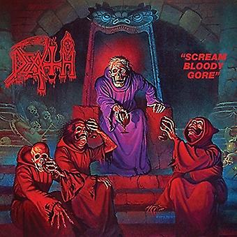 Death - Scream Bloody Gore [CD] USA importar