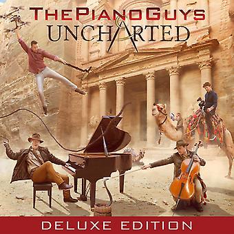 Klaver fyre - Uncharted [CD] USA importerer