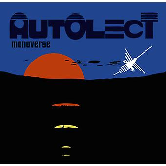 Autolect - Monoverse [CD] USA importerer