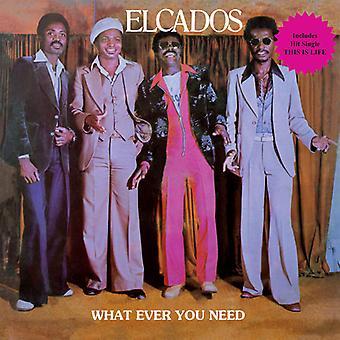Elcados - hvad nogensinde du har brug for [CD] USA import