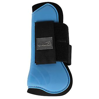 QHP Tendon Protector Sky (Horses , Horse riding equipment , Legs and tail , Covers)