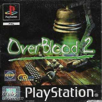 OverBlood 2 (PS1) (usato)