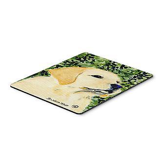 Carolines tesori SS8803MP Labrador Mouse Pad / Hot Pad / sottopentola