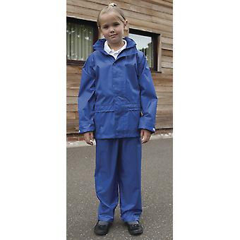 Result Core Junior Rain Suit-R225J