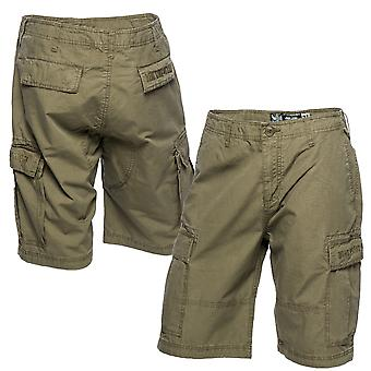 West Coast choppers shorts ride like Satan khaki BDU