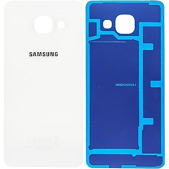 Samsung Galaxy A3 2016 Battery lid-White
