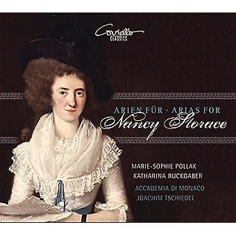 Mozart / Pollak / Tschiedel - arier for Nancy Storace [CD] USA import