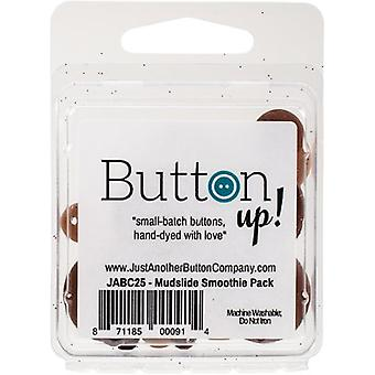 Button Up! Smoothie Pack Buttons-Mudslide JABC25-18