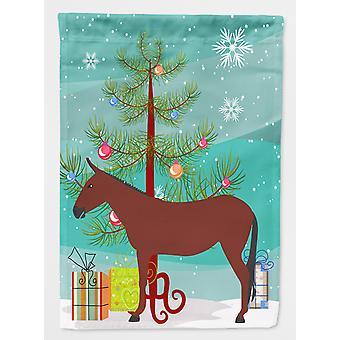 ケッテイ馬ロバ クリスマス フラグ キャンバスの家サイズ
